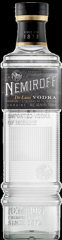 Product nemiroff bottle